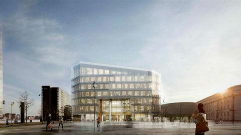 Halgrim Thon og Morten Bergesen skal eie, mens Scandic skal drive det nye storhotellet med 632 rom i sentrum av København