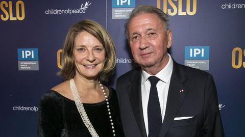 Ingen norske diplomater har en historie som Mona Juul og Terje Rød-Larsen