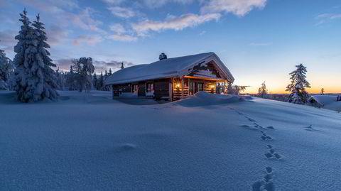 Hvor klimavennlig er hytteferien?