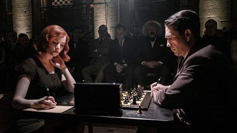 Netflix-serien «The Queen's Gambit» har skapt fascinasjon for sjakk. Hovedpersonen Beth Harmon sies å være løselig basert på Judit Polgár.