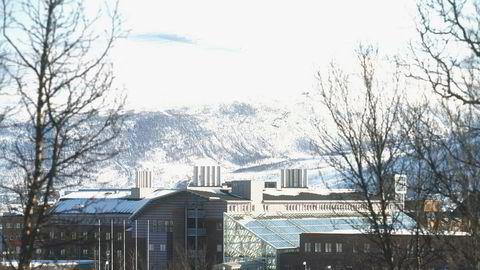 I høst ble Universitetet i Tromsø svindlet for 1,2 millioner euro, eller rundt 12 millioner kroner. Ingen er pågrepet i saken. Foto: Helge Hansen / NTB scanpix