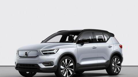 Volvos første elbil kommer neste år under navnet XC40 Recharge.
