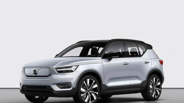 Her er den elektriske Volvoen