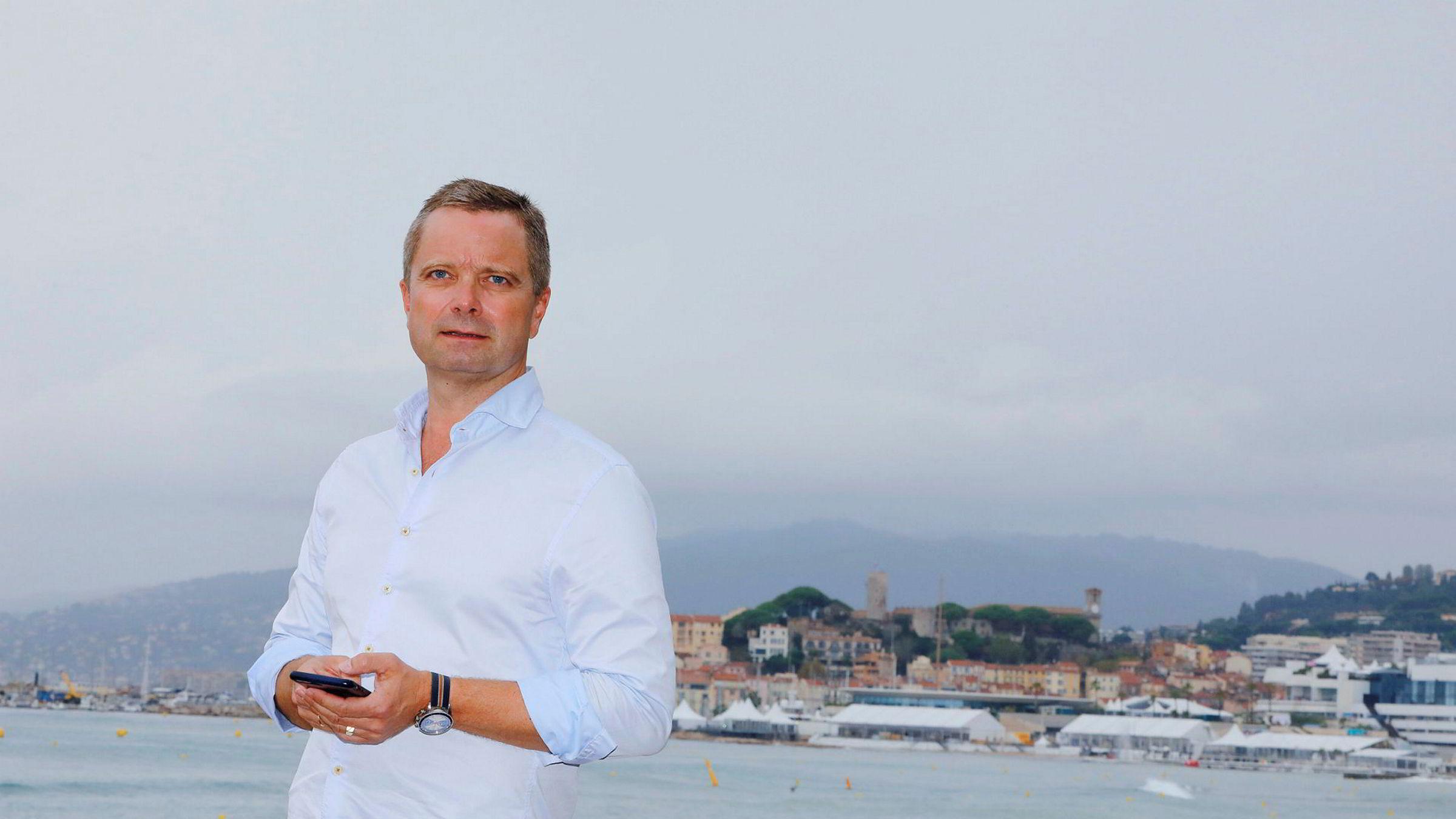 Styreleder Harald Espedal i Solstad Offshore.