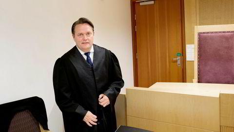 Advokat Joar Heide representerer tre misfornøyde investorer som mener seg lurt for mer enn 22 millioner kroner av Brasil Invest med flere. Her avbildet i forbindelse med en annen rettssak i 2015.