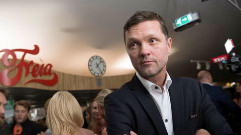 Programdirektør Jarle Nakken i TV 2.