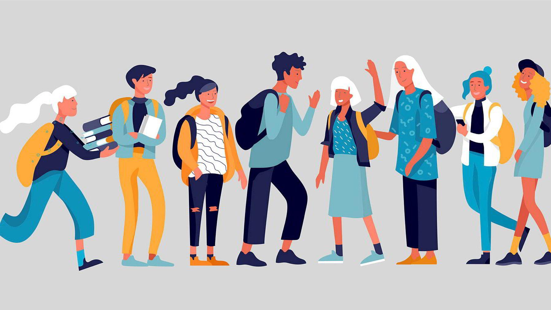 Arbeidsmarkedet tar ikke hensyn til folks innerste lengsler, og det viser seg dessuten stadig at våre innerste lengsler er «fake news», skriver Helena Brodtkorb i sine råd til ungdommen.
