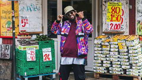 Motvillig popstjerne. ZadeKing dreide seg mot dancehall på debuten «Hun gjør meg vill» i 2016. – Jeg var først engstelig for å gi den ut, fordi jeg følte ikke det var min stil og at jeg måtte være rapper, forklarer han.