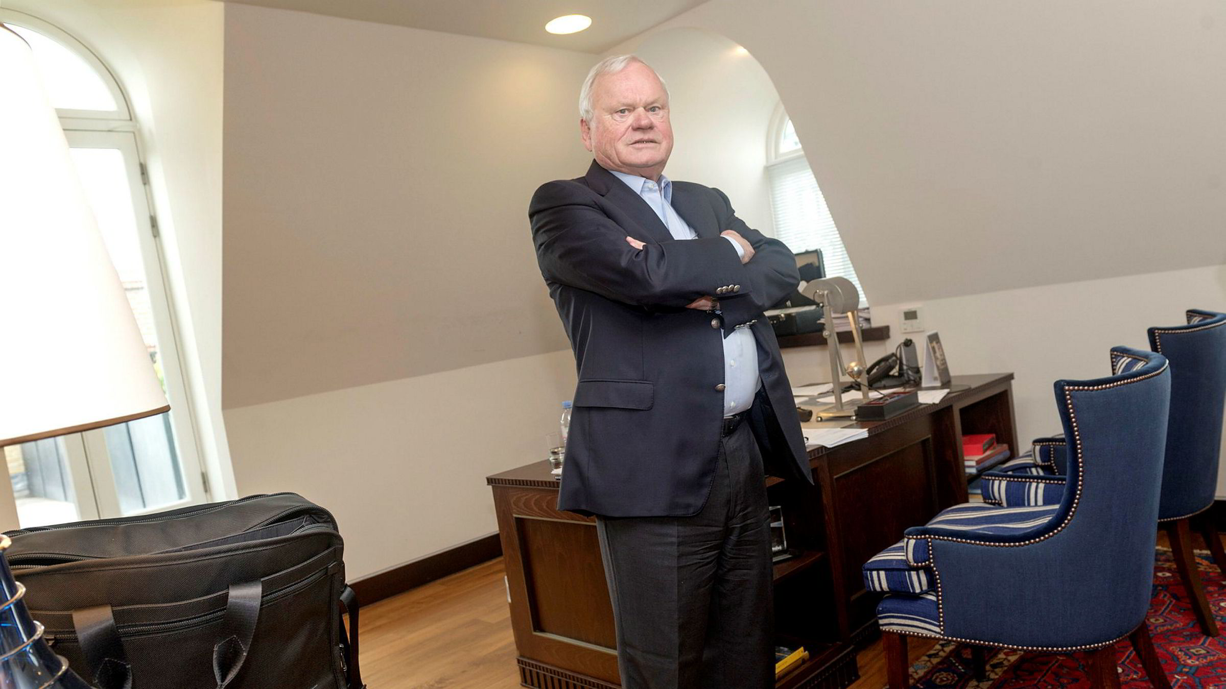 John Fredriksen er Norges suverent rikeste person.