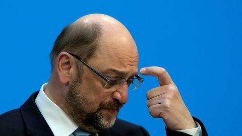 Martin Schulz trekker sitt kandidatur som utenriksministeren. Den sosialdemokratiske lederen kan nå være ferdig helt i toppen av tysk politikk.