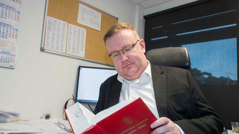 Advokat Olav Lægreid er sammen med advokat Karoline Henriksen oppnevnt av regjeringen som koordinatorer for rettshjelpsordningen som er opprettet i forbindelse med Nav-skandalen.