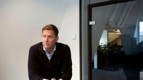 Hurtigrutens sjef Daniel Skjeldam mener det er et paradoks at de ikke får tilgang til milliardene i Statens obligasjonsfond.