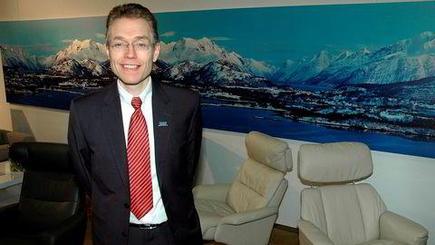 Nils Gunnar Hjellegjerde kjøper seg inn i forbrukslånsbanken Monobank.