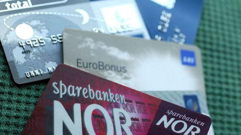 Passord som 1234 frarådes på det sterkeste, enten det gjelder bankkort eller annet.