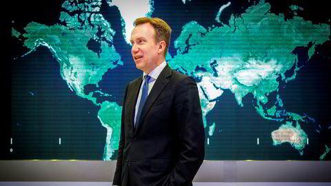 Børge Brende er president i World Economic Forum og bekymrer seg for hvilke konsekvenser koronaviruset kan få for verdensøkonomien.
