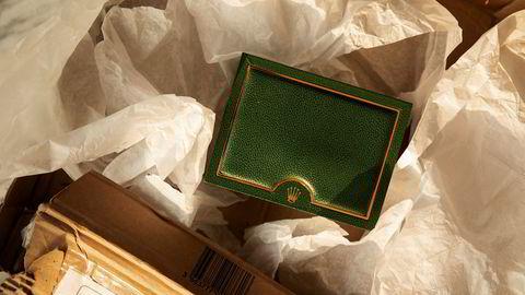 Boksen går. En Rolexgrønn boks og den umiskjennelige kronen er ikke garanti for innholdet. Urmaker Bjerke vil med sin satsing Vintage & Pre-owned inn i den litt skumle sfæren rundt brukte, verdifulle armbåndsur.