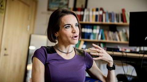 Maria Strømme er opprinnelig fra Lofoten, men bor i Sverige. Da hun var 34 år ble hun den yngste, kvinnelige professoren i landet.