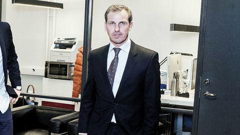 Styreleder Robert Fauske i Partners,.
