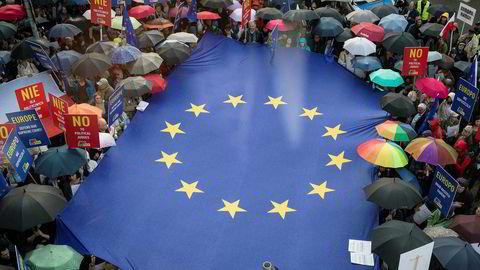 EUs nye personvernregler trer i kraft i Norge denne uken.