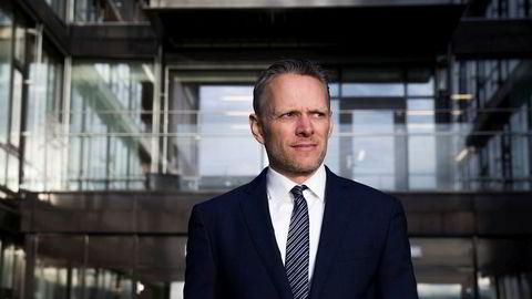 Sjefstrateg i Danske Bank, Christian Lie følger USA-markedet tett.
