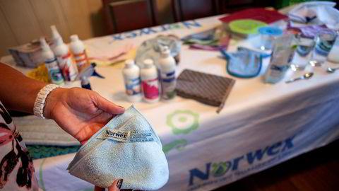 Norwex solgte i fjor mikrofiberprodukter og andre husholdningsartikler for 2,7 milliarder kroner, hovedsakelig gjennom såkalte «homepartyer».