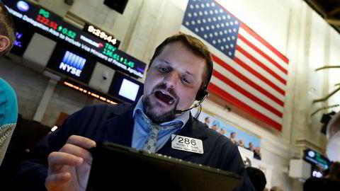 USA-børsene endte fredag.