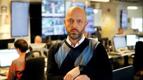 Sjefredaktør Mads Yngve Storvik i NTB er i konflikt med journalistklubben i nyhetsbyrået etter å ha sagt opp journalistenes lokalavtale.