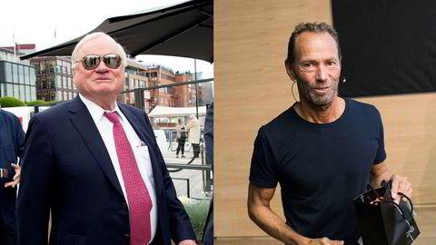 John Fredriksen og Ivar Tollefsen har kjøpt eiendomsvirksomheten til Veidekke.