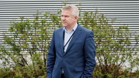 Odda-buen Pål Eitrheim blir ny konserndirektør i Stavanger. Han tror han kan få god nytte av sommerjobben som prosessoperatør på smelteverket i hjembygda.