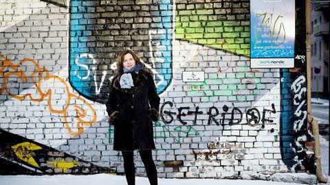 Likestillingsombud Hanne Bjurstrøm mener Senterpartiet må håndtere saken selv.