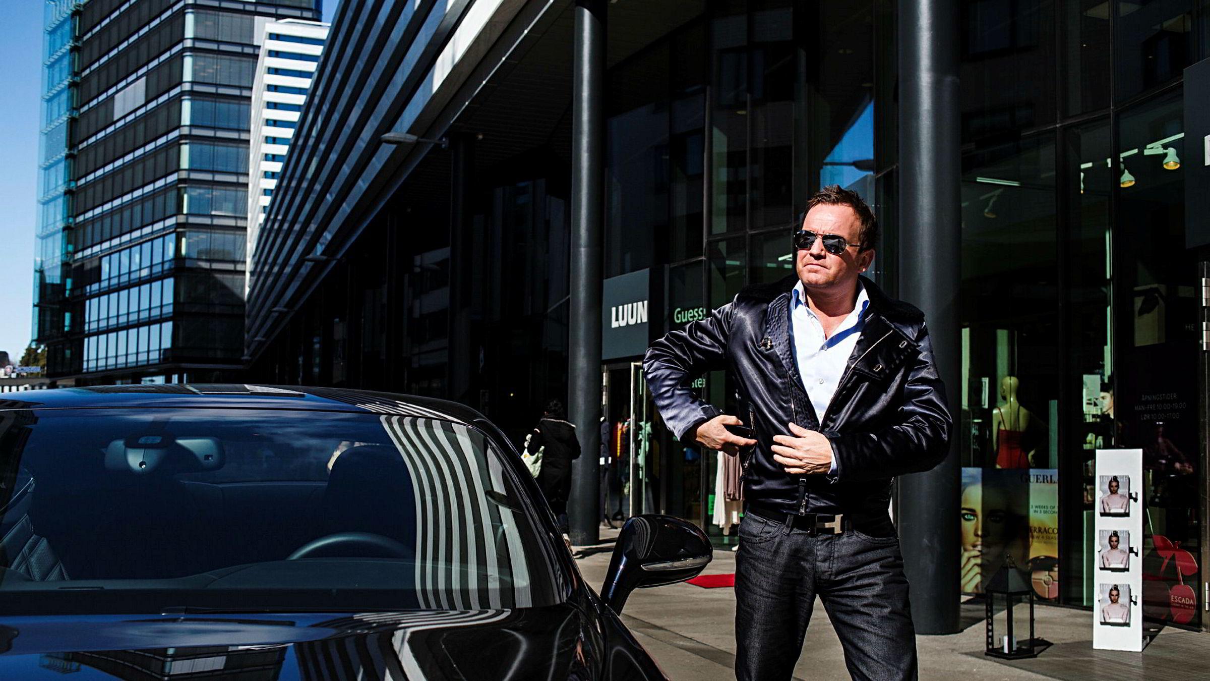 Dag Alexander Høili investerer mye i eiendom, men har sjeldent tjent penger på det.