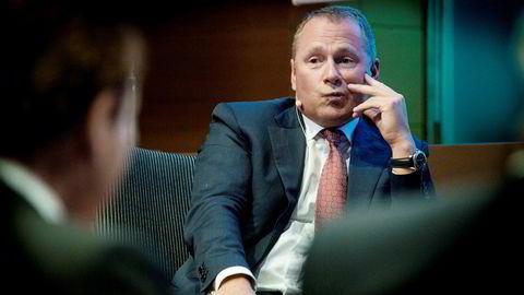 Nicolai Tangen er satt i en politisk kattepine. Kravet er at han kutter alle bånd til egen formue.