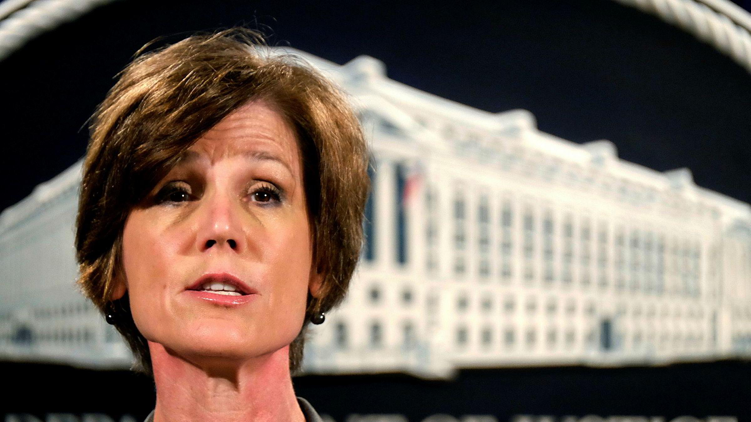 Tidligere fungerende justisminister, Sally Yates, bruker sterke ord om Donald Trump.