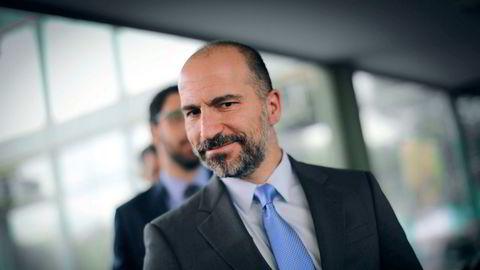 Ubers toppsjef Dara Khosrowshahi foretar nok et kraftig kutt i staben og legger ned 45 kontorer.