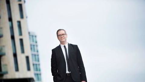 Seniorøkonom Marius Gonsholt Hov i Handelsbanken er mest opptatt av at arbeidsstyrken fortsetter å vokse.