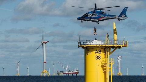 Den tyske energigiganten E.on bestemte seg for å reindyrke E.on som eit grønt energiselskap, mens kol og gass vart skilt ut. Equinor samarbeidde med E.on om Arkona-vindparken i Østersjøen i 2018.