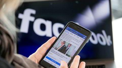 Facebook går med på å utbetale svimlende summer til ansatte som har blitt syke av jobben.