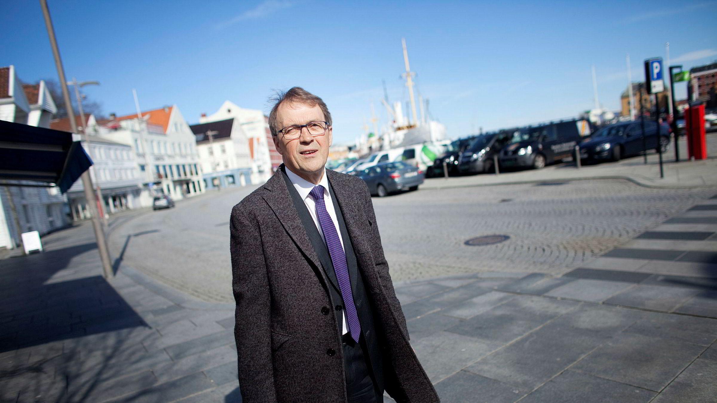 Eivind Reiten går kraftig i rette med Equinors satsing i USA. Den var dømt til å mislykkes, mener den tidligere styrelederen i selskapet.