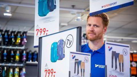 Tidligere Gresvig-sjef Lars Kristian Lindberg fortsetter som sjef i Intersport.