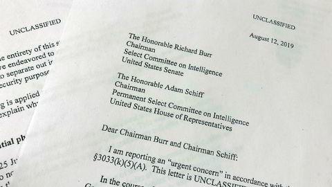 Kurt Volker nevnes i varslerrapporten skrevet av en ansatt i USAs etterretningsapparat. Foto: AP / NTB scanpix.