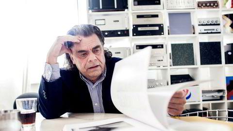 Erling Neby har hatt både nedturer og oppturer på børs de siste par årene.