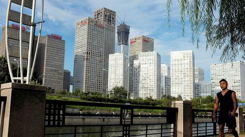 Det har vært svakere vekst enn ventet i kinesiske nøkkelsektorer i sommer.