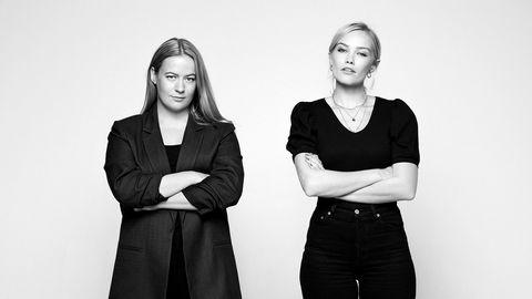 Vi har lest regjeringens tiltaksplan, og vi mener at den ikke er offensiv nok, skriver Synnøve Hokholt Sagafos (til venstre) og Sara Skjoldnes i innlegget.