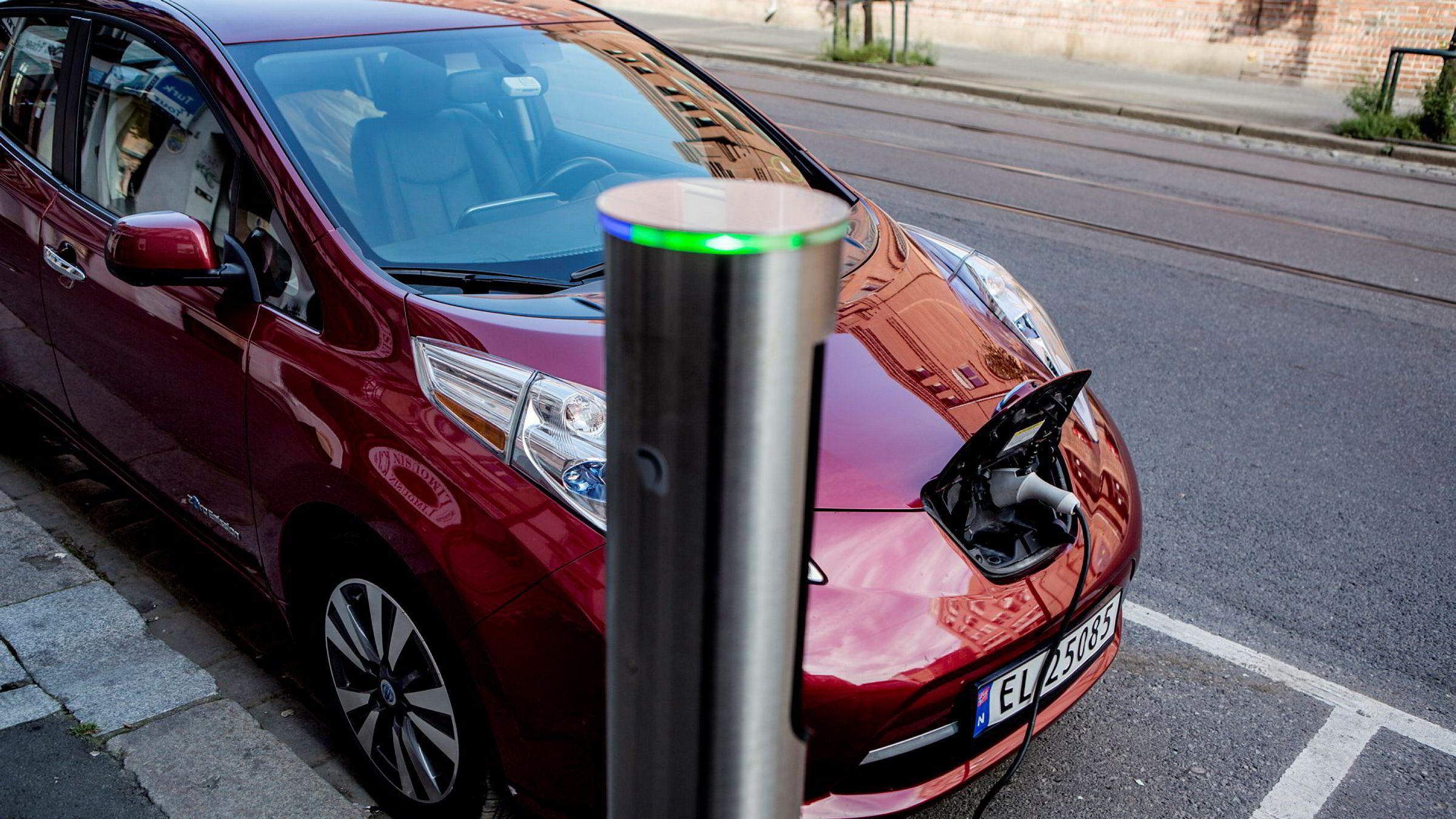 Ny norsk teknologi kan gi 1000 kilometers rekkevidde for elbiler.