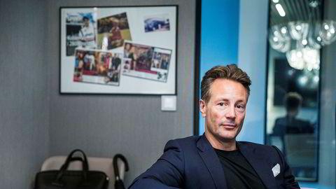 Investor Runar Vatne er en av de største aksjonærene i Atlantic Sapphire.