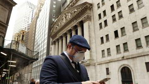 Uken endte ned på Wall Street, tross svak oppgang fredag.