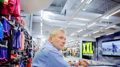 Øivind Tidemandsen tegner seg for 16 millioner aksjer i XXL.