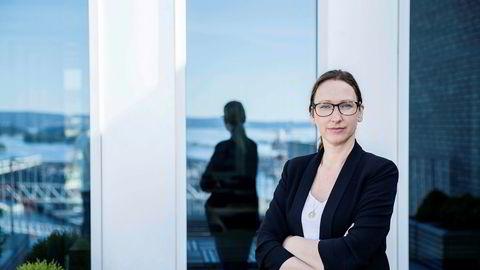Veksten i økonomien fremover vil bli betydelig, fordi fallet var så bratt tidligere i år. Det er fortsatt en gjeninnhenting som skal skje, sier sjeføkonom Kjersti Haugland i DNB Markets.