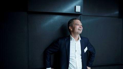 Investor og Kværner-aksjonær Harald Espedal er positiv til sammenslåingen av Aker Solutions og Kværner.