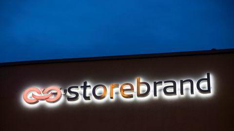 Koronasmell for Storebrand.